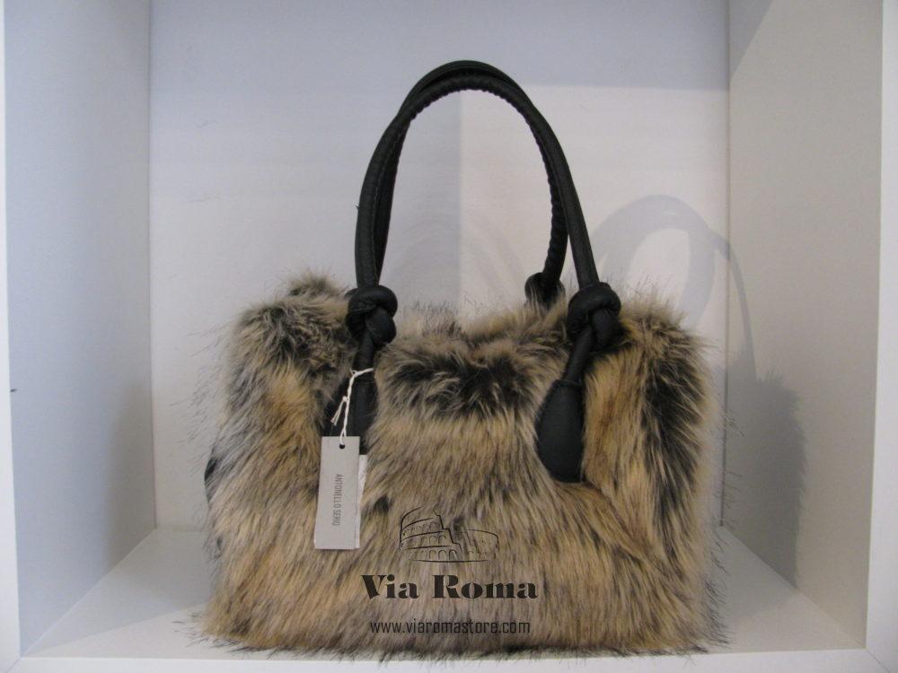 Borse Antonello Serio.Borsa Antonello Serio Via Roma Concept Store